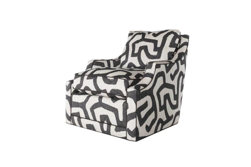 Renee Swivel Chair - Buccini
