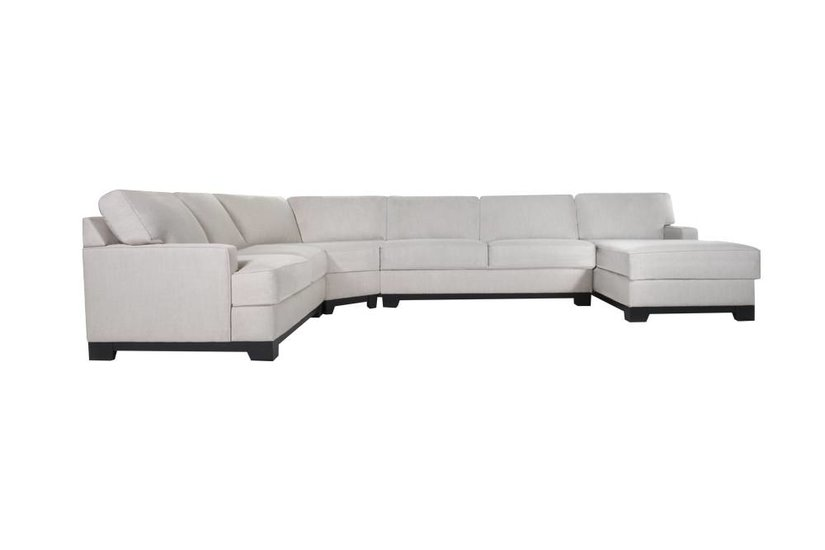 Jackson XL RHF Chaise - Dove