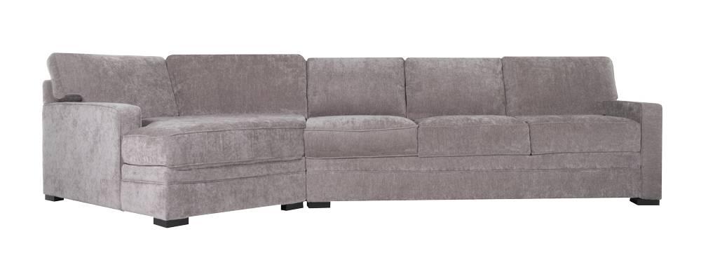 Johnson Cuddler Sofa - Metal