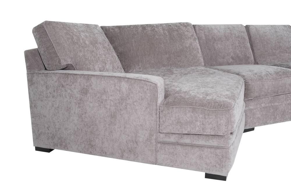 Johnson Cuddler Sofa   Metal