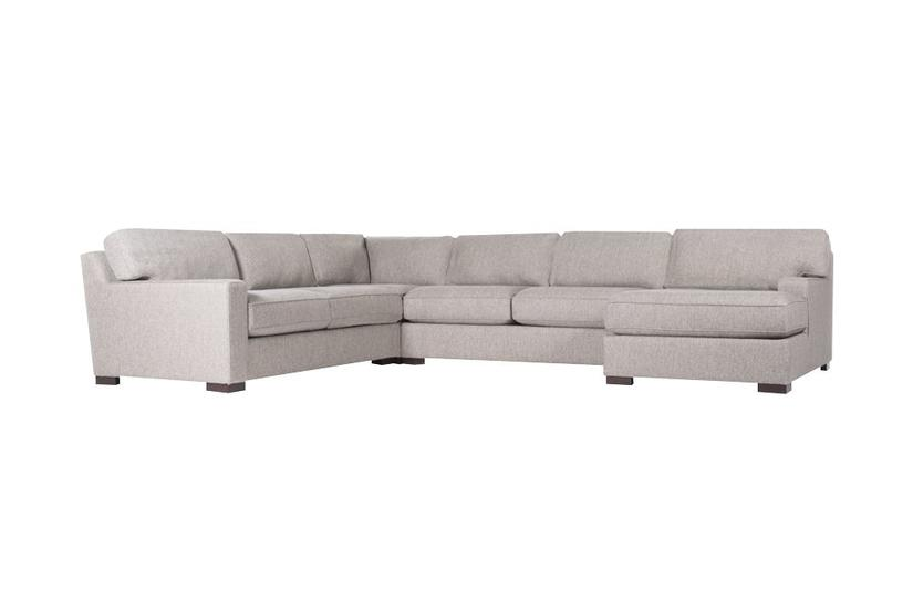 London XL SECTIONAL - Granite