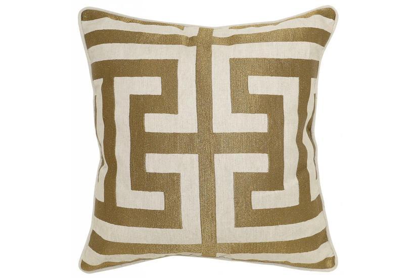 Capital Bronze Pillow