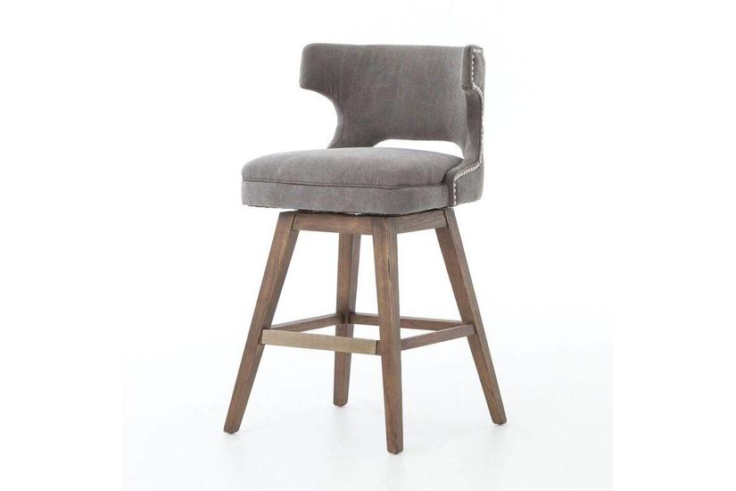 TASK COUNTERSTOOL GREY