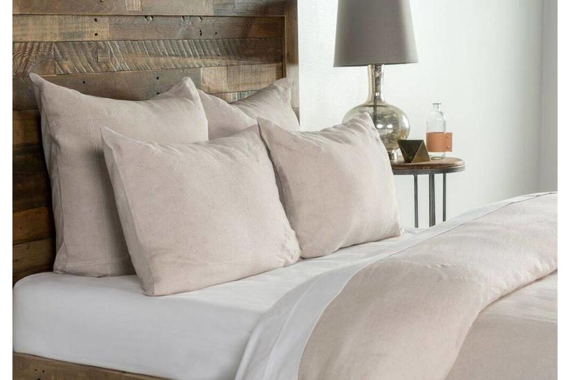 HEIRLOOM LINEN K DUVET