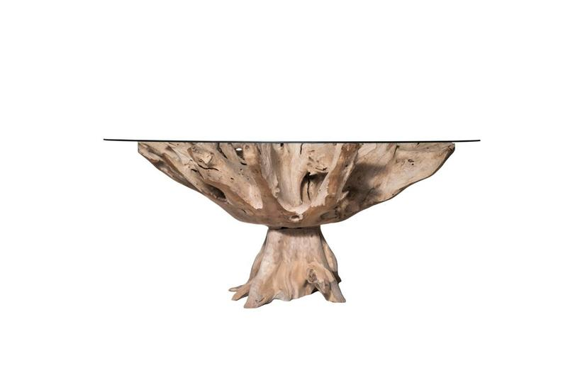 Teak Root Large Table - Natural