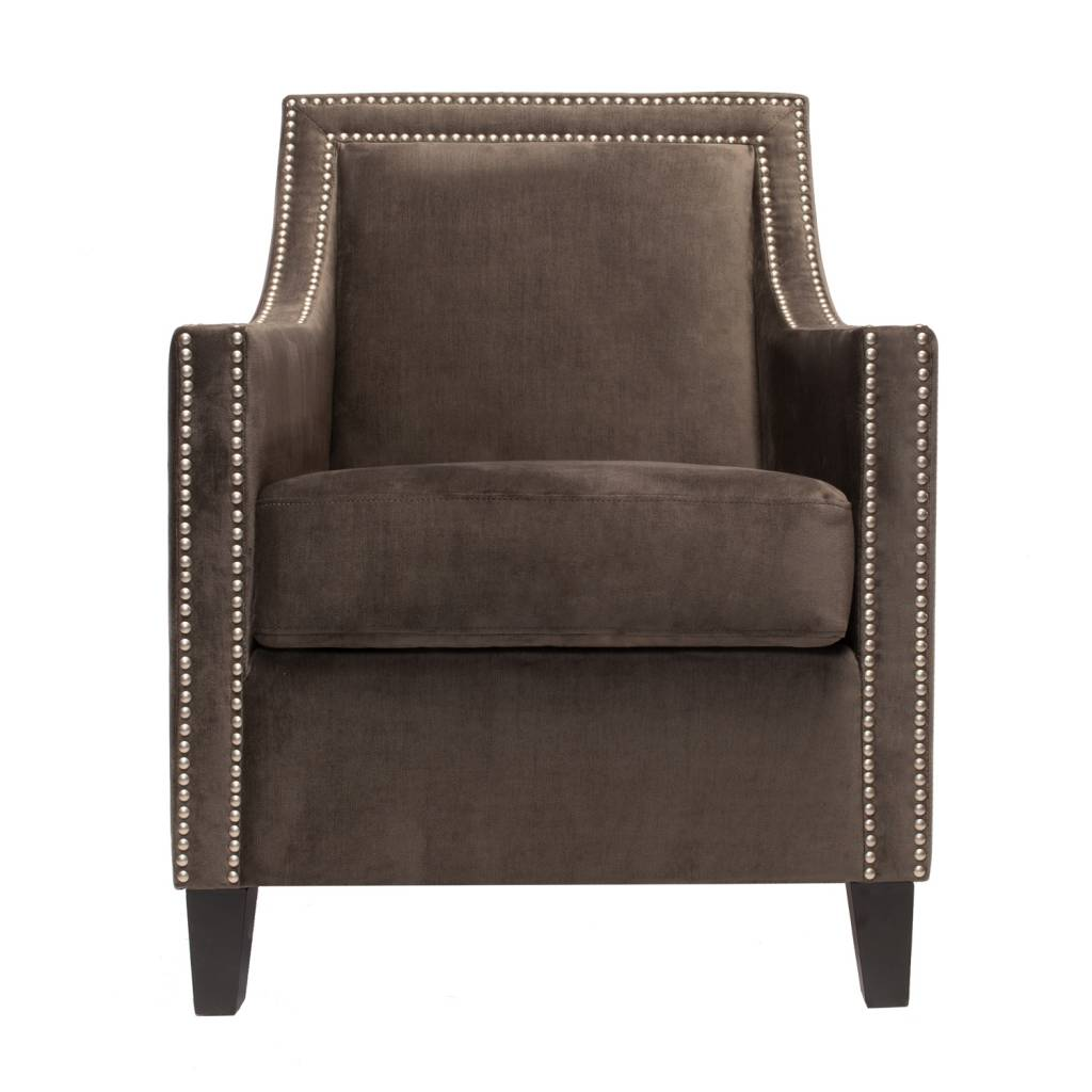 COLLINS ARM CHAIR GRAY