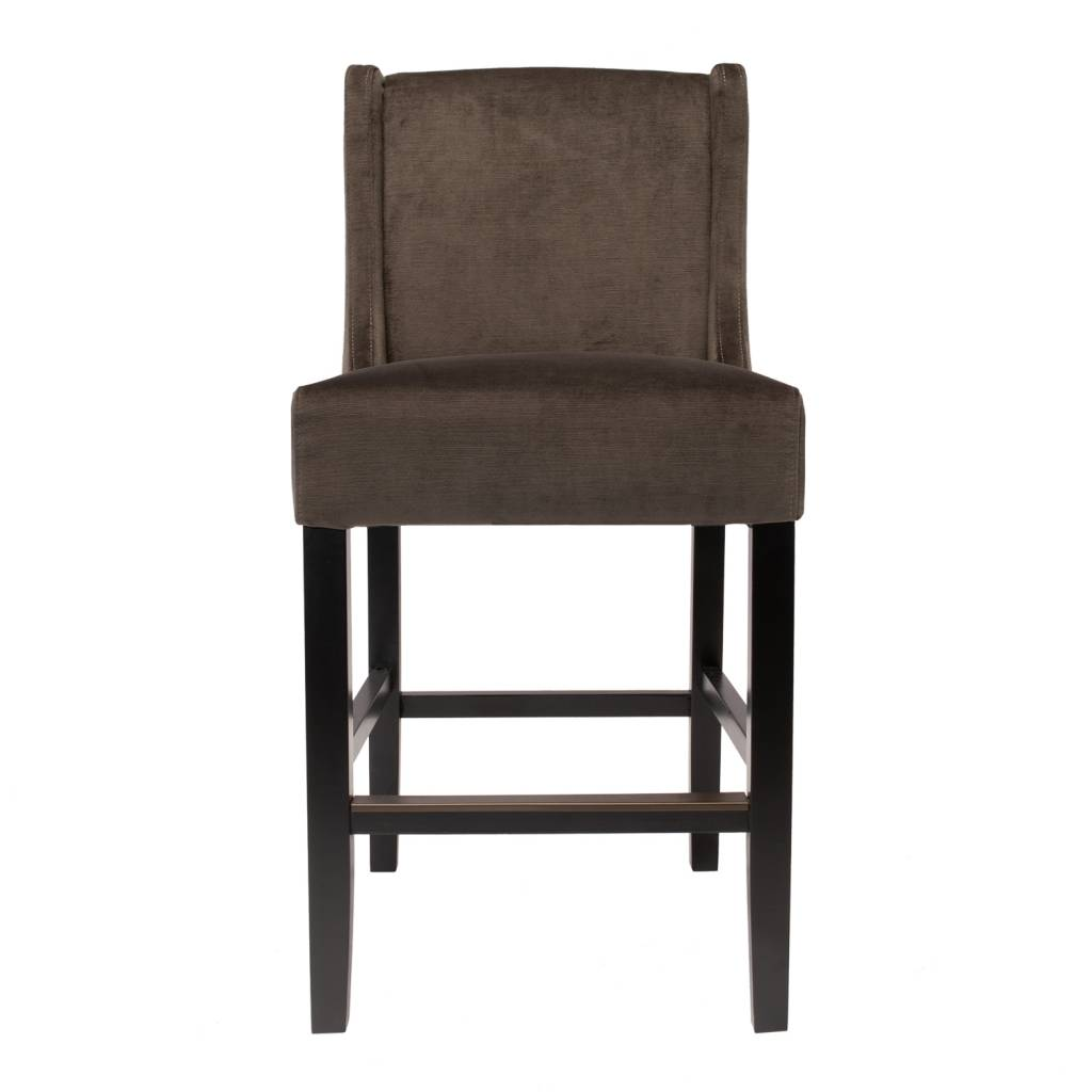 COLLINS COUNTERSTOOL GRAY