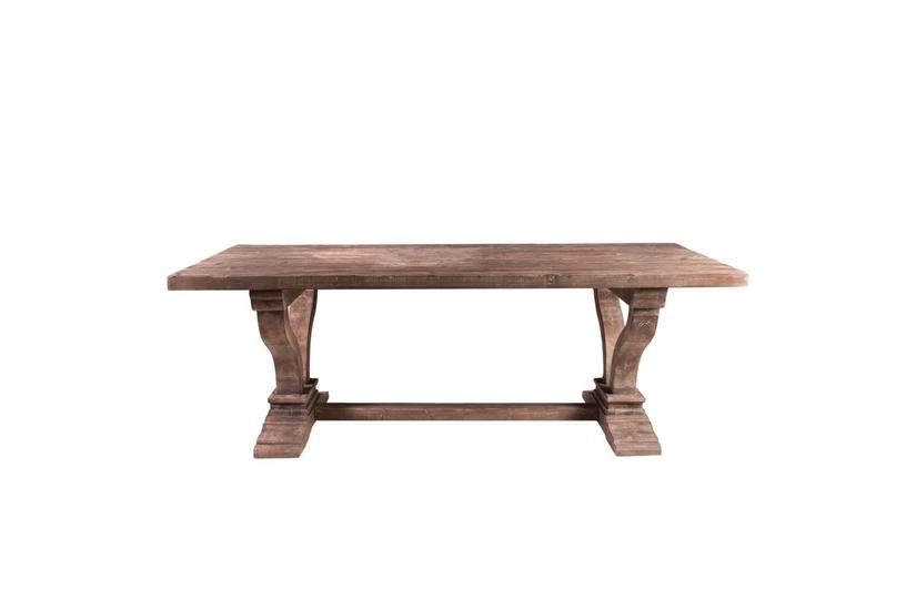 ZANDER DINING TABLE TABLE - MOCHA