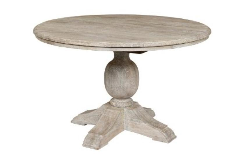 "VENTURA DINING TABLE 72"" - ANTIQUE"