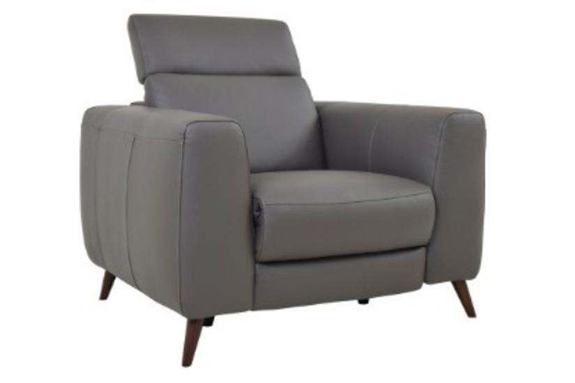 GETTY RECLINER GRAY
