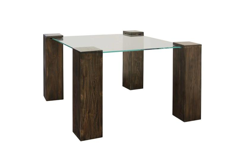 "KOBE DINING TABLE 66"" SQ"