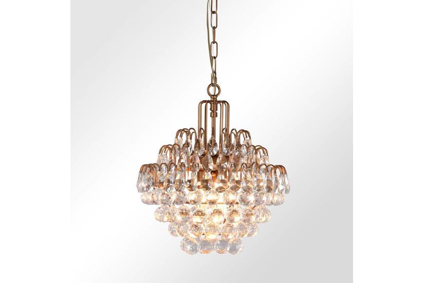 GRACE CHANDELIER MED