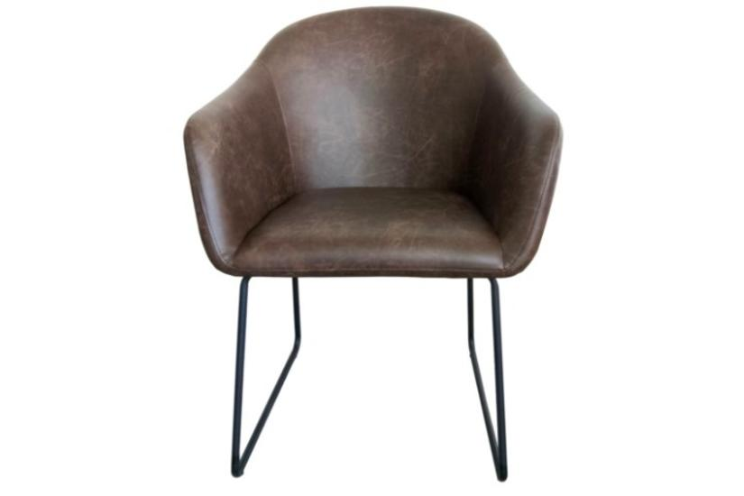 GALWAY CHAIR BROWN