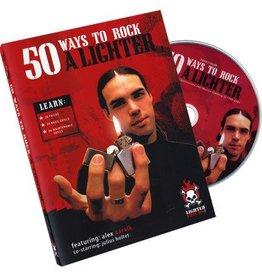 Murphy's 50 Ways to Rock a Lighter