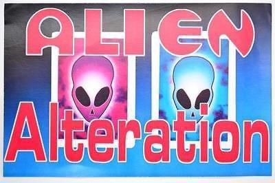 Alien Alteration