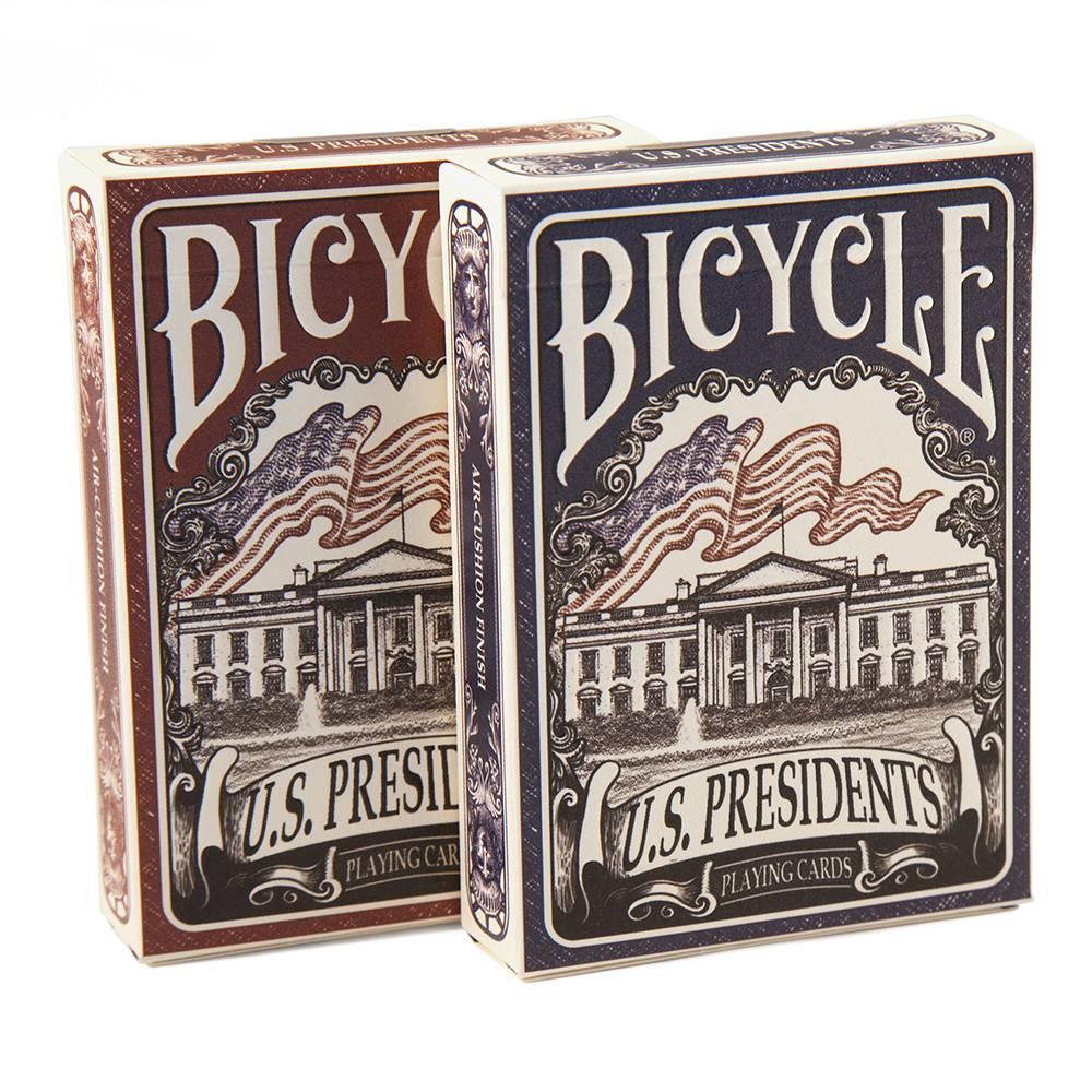 USPC Bicycle U.S. Presidents