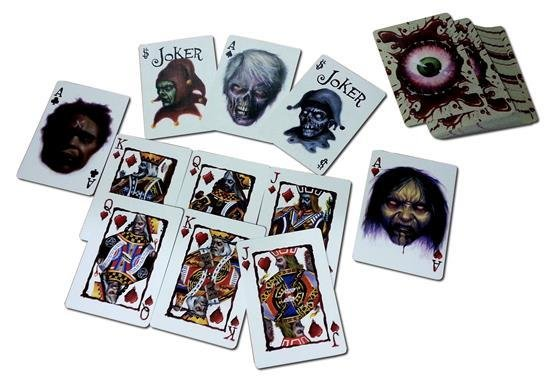 Trickmaster Bicycle Zombified Deck