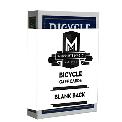 Murphy's Blank Back Bicycle Cards