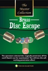 Trickmaster Brass Disc Escape