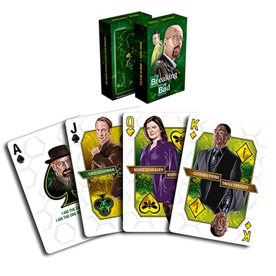 Murphy's Breaking Bad Deck