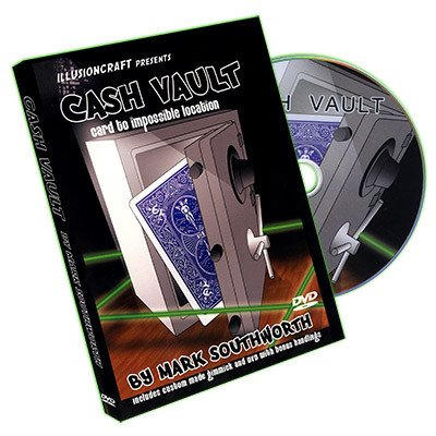 Cash Vault By Mark Southworth