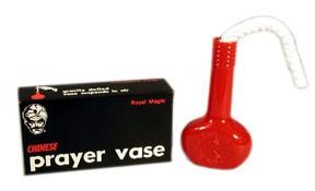 Royal Magic Chinese Prayer Vase