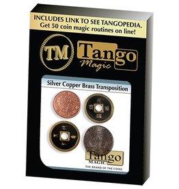 Tango Magic Copper Silver Brass Transposition