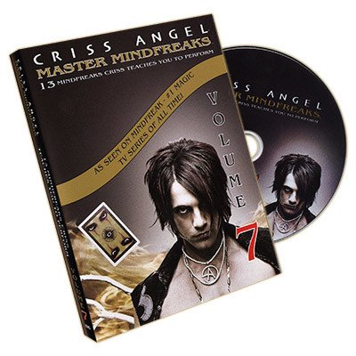 Criss Angel Criss Angel Master Mindfreaks Volume 7