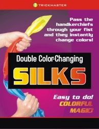 Double color Changing Silks