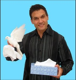 Tony Clark Dove from tissue