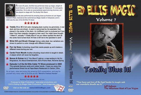 Ed Ellis Magic. Vol 7