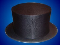 Trickmaster Folding Top Hat (Junior)