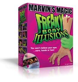 Murphy's Freaky Body Illusions
