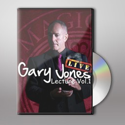 Gary Jones Lecture Vol. 1