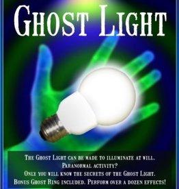 Trickmaster Ghost Light with Bonus Ghost Ring