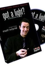 New York Magic Project Got a Light by Matt Wayne