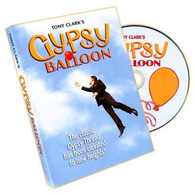 Gypsy Balloon by Tony Clark