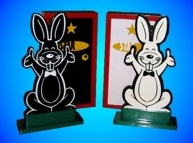Trickmaster Hippity Hop Hares