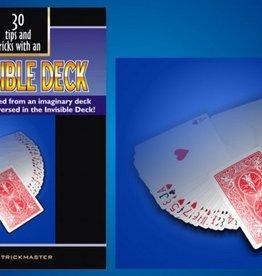 Trickmaster Invisible Deck w/ Book