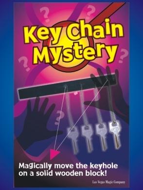 Trickmaster Key Chain Mystery