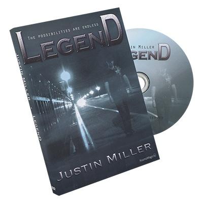 Legend by Justin Miller