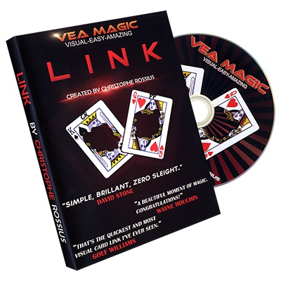 Vea Magic Link by Christophe Rossius (red)
