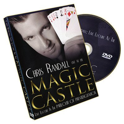Live at the Magic Castle by Chris Randall