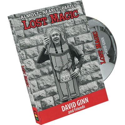 Lost Magic - David Ginn