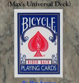 Max Krause M.U.D. Deck by Max Krause