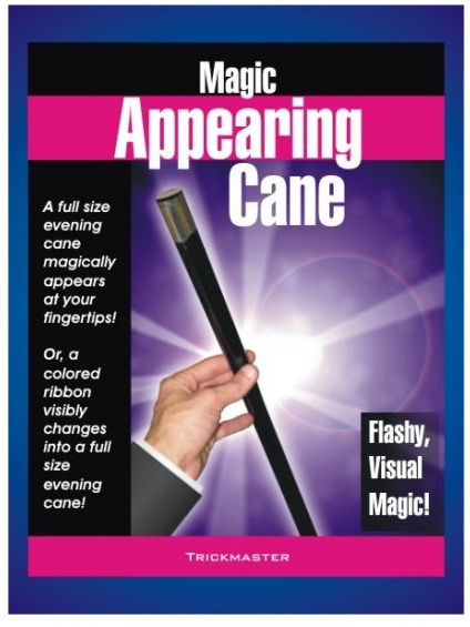 Trickmaster Magic Appearing Cane