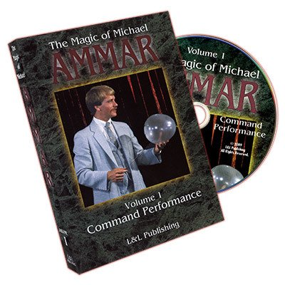L & L Publishing Magic of Michael Ammar