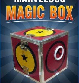 Trickmaster Marvelous Magic Box