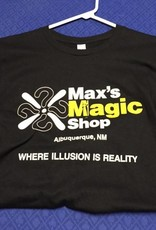 Max Krause Max Magic Shop T-Shirts