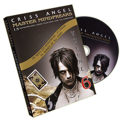 Mindfreaks Vol. 6 by Criss Angel